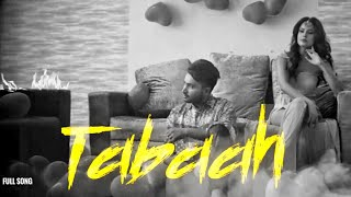 Tabaah  Shavi Official Video Ranjit  Latest Punjab