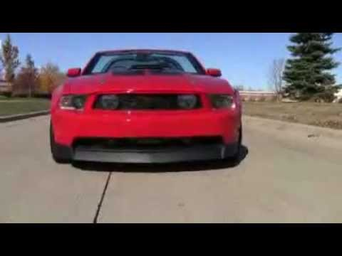 Classic Design Concepts 2010 Mustang GT Chin Spoiler