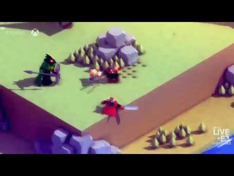 Tunic E3 2018 Trailer