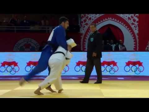 TOP 5 IPPONS WORLD JUDO MASTERS RABAT 2015 - OlympicJudo