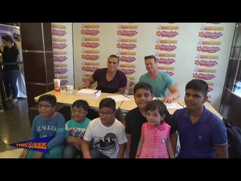 Superstars' Dubai experience exceeds all expectations