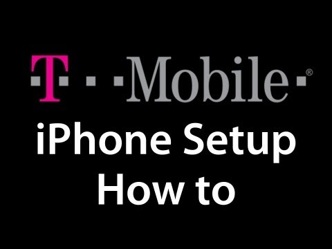 How to set up iphone 5 4s 4 3gs 3g on T-Mobile and have internet and mms iPhoneRestoration