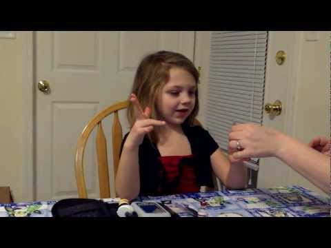Six Year Old Girl With Type 1 Diabetes Changes Her Omni-pod Insusion Pod video