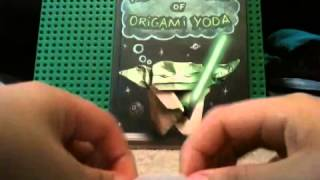 How To Male The Real Origami Yoda