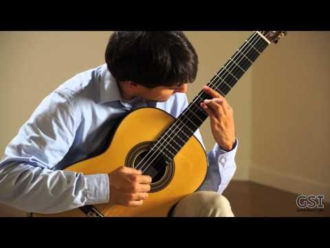 Барриос Мангоре Агустин - Vals Op 8 No 3
