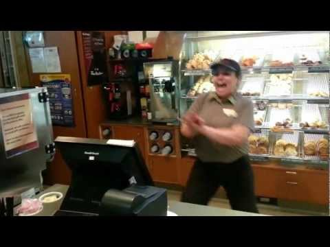 Tim Horton's Employee of the Year?