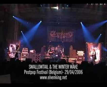Elvenking - The Winter Wake Tour 2006 Clips - part 1 -