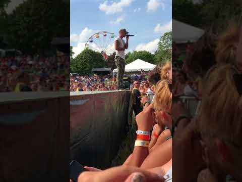 Kane brown-closer (countryfest ohio 2017)