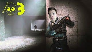 Half-Life 2 Dangerous World Прохождене Часть 3 Наружу!