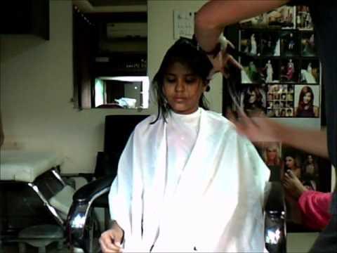 Long To Short Crunch Layers Haircut video