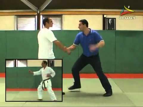 1  Heian Shodan Kata  Kumite Bunkai Didier Lupo