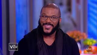 Tyler Perry Talks New Movie, Geoffrey Owens, and more