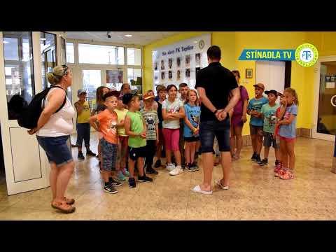 Náborový den dětí pro ZŠ a MŠ (1.6.2018)