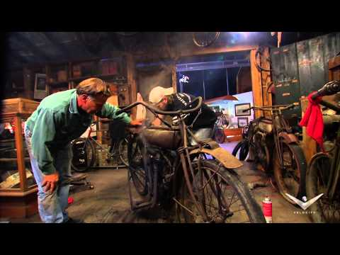 100 Year Old Indian | Whats in the Barn?
