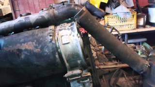 Robur-Dieselmotor