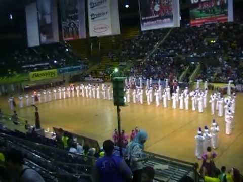 Latansa Corps Gpmb 2012 video