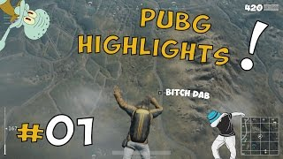 PUBG-Highlights #01 | Bitch dab!