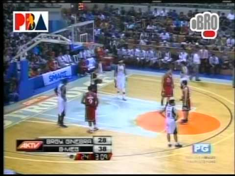 BGK vs B-MEG for the last semis slot 30-03-2012
