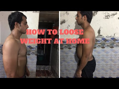 HOW TO LOOSE WEIGHT AT HOME (MALE AND FEMALE) | 5 WORKOUTS | TRANSFORMATION TUESDAY