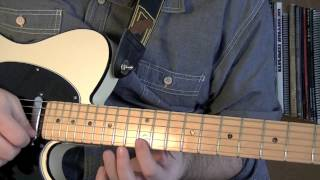 Two quick guitar pop/rock licks(key of E) -Ascending and Descending