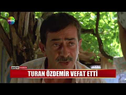 Turan Özdemir vefat etti