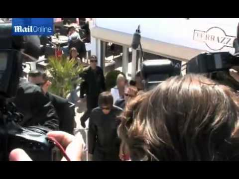 Liam and Nicole at Cannes in 2010
