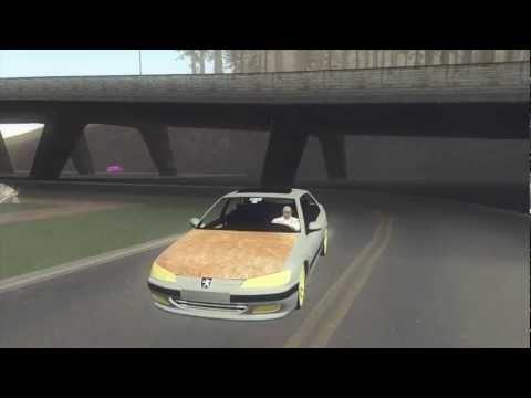Peugeot 406 Rat Style
