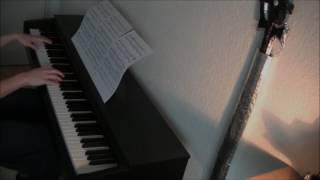 Hand Shakers (ハンドシェイカー) OST (PV)- Piano Arrangement ピアノアレンジ