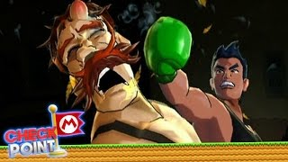 Checkpoint: La historia de Punch out