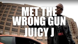 "Juicy J ""Met The Wrong Gun"" [Official Music Video]"