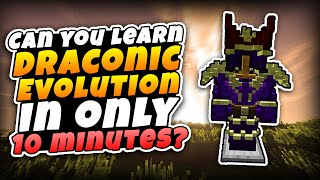 Draconic Evolution 1.12.2 - In 10 Minutes - Part 1