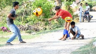 Must wach 😂😂new funny comedy videos 2019 episode 11 by Khurapati fun
