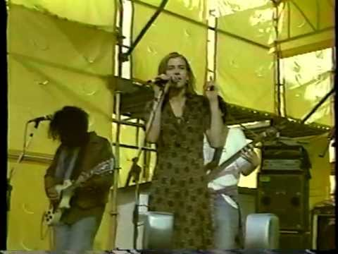 Rusted Root  - Food And Creative Love  6/94