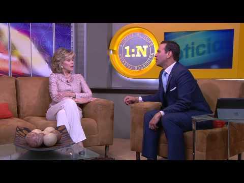 Entrevista con Jane Fonda