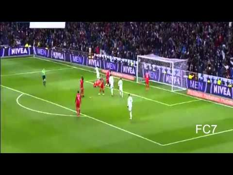 Real Madrid vs Sevilla 2-1 All Goals and Highlights 04/02/15 | BBVA | HD