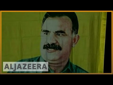PKK fighters arrive in Iraq