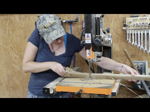 Making An Axe Handle