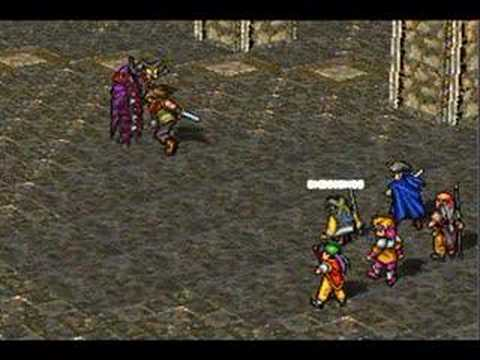 Suikoden (PS1) Boss Battle: Neclord