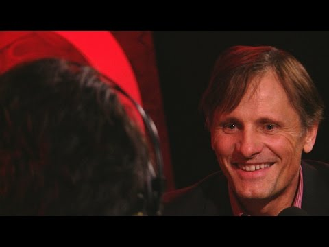 Viggo Mortensen on facing death