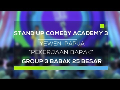 download lagu Stand Up Comedy Academy 3 : Yewen, Papua - gratis