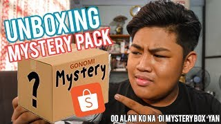 UNBOXING PHP 200 MYSTERY BOX??!? SHOPEE PH (NASCAM BA AKO?!!?)