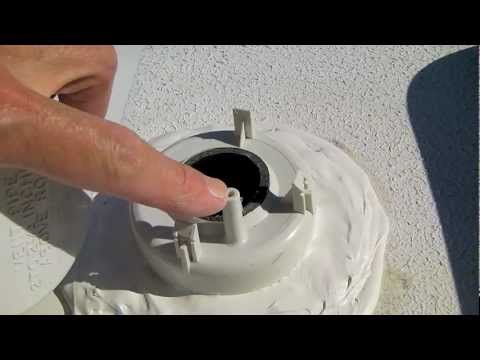 HOW TO: Replace an RV Plumbing Vent
