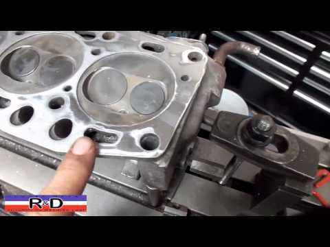 Cylinder Head Resurfacing   Fiat 129 X1 9 & What Not to Do