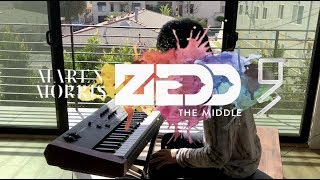 Download Lagu Zedd, Maren Morris, Grey - The Middle - Tony Ann Piano Cover Gratis STAFABAND