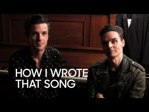 How I Wrote That Song: Brandon Flowers Cant Deny My Love