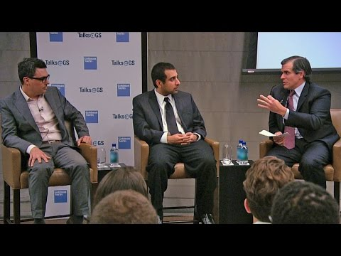 The Evolution Of Bitcoin: Talks@GS Session Highlights