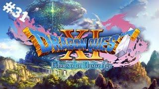Dragon Quest XI Ecos De un Pasado perdido - Erick y El orbe rojo - Walkthrough #31 - Español