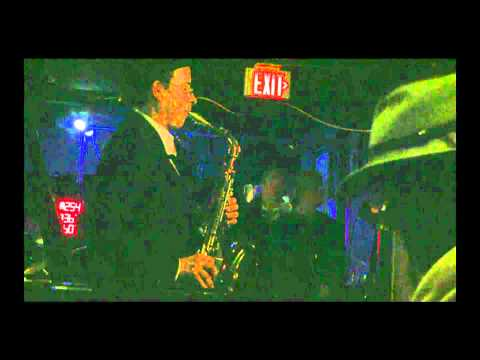 Freddie Redd - Fat Cat NYC 2-19-2011 - Blue 'N Boogie by Dizzy Gillespie