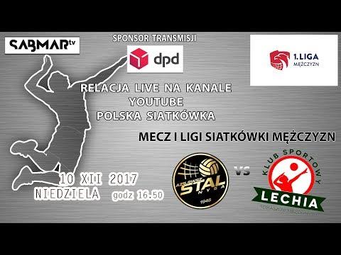 I Liga Siatkówki AZS PWSZ Stal Nysa - Lechia Tomaszów Mazowiecki