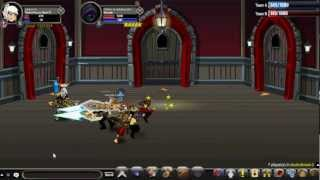 AQW How to use Thief of Hours Class